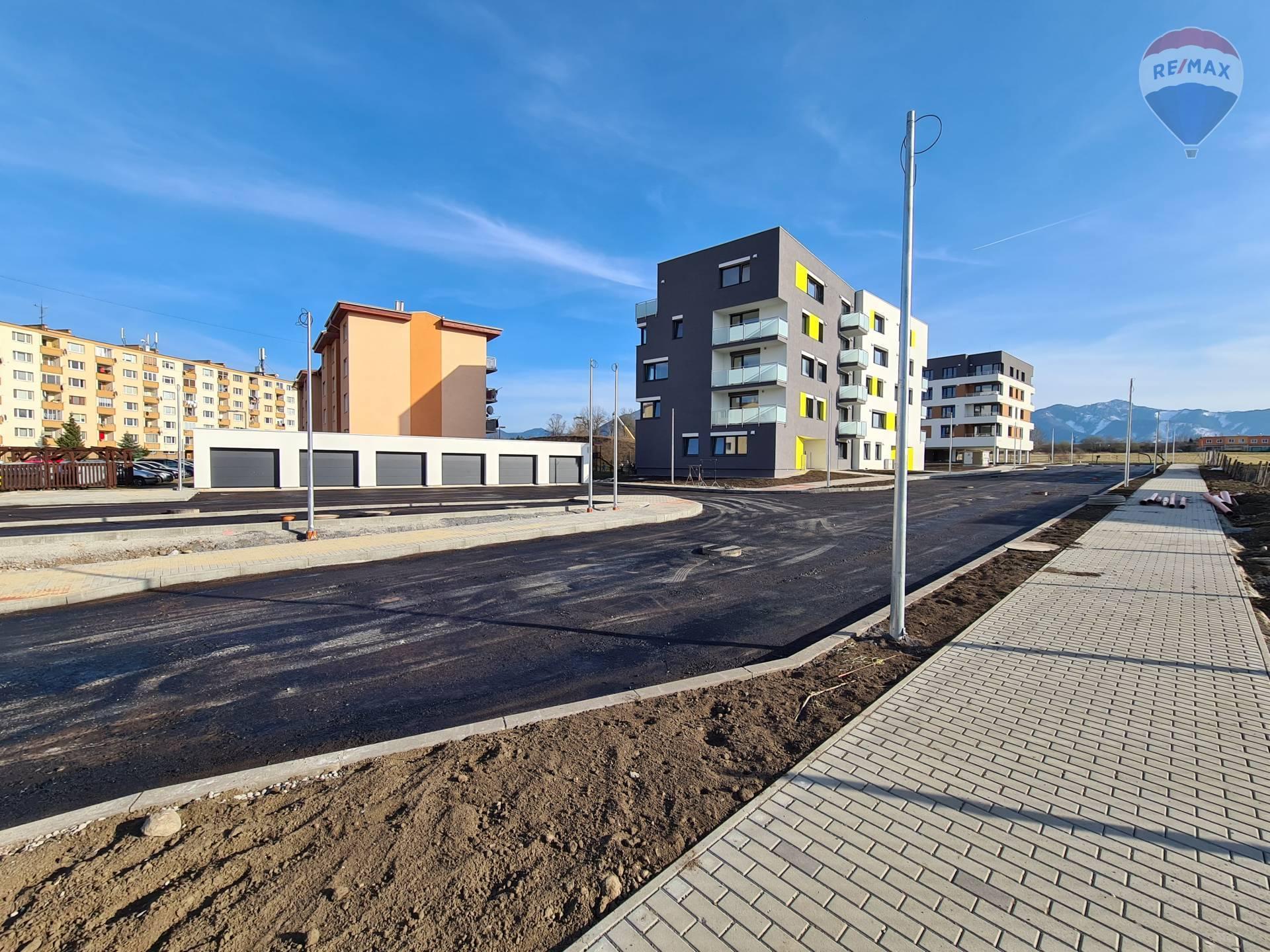 Predaj bytov Nová Palúdzka - Na predaj nové 2-3 izbové byty v projekte Nová Palúdzka