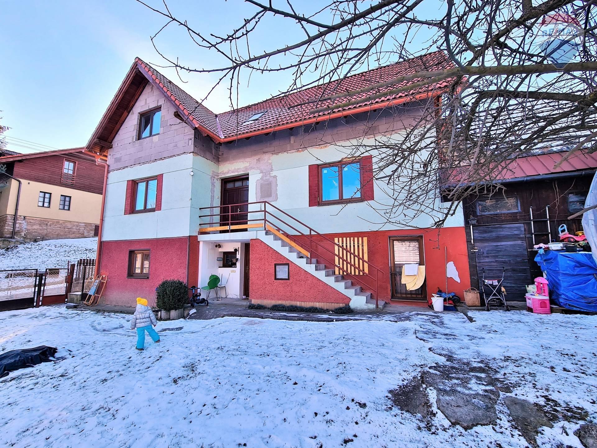 Predaj domu 160 m2, Dúbrava - Na predaj dom Dúbrava, Liptov