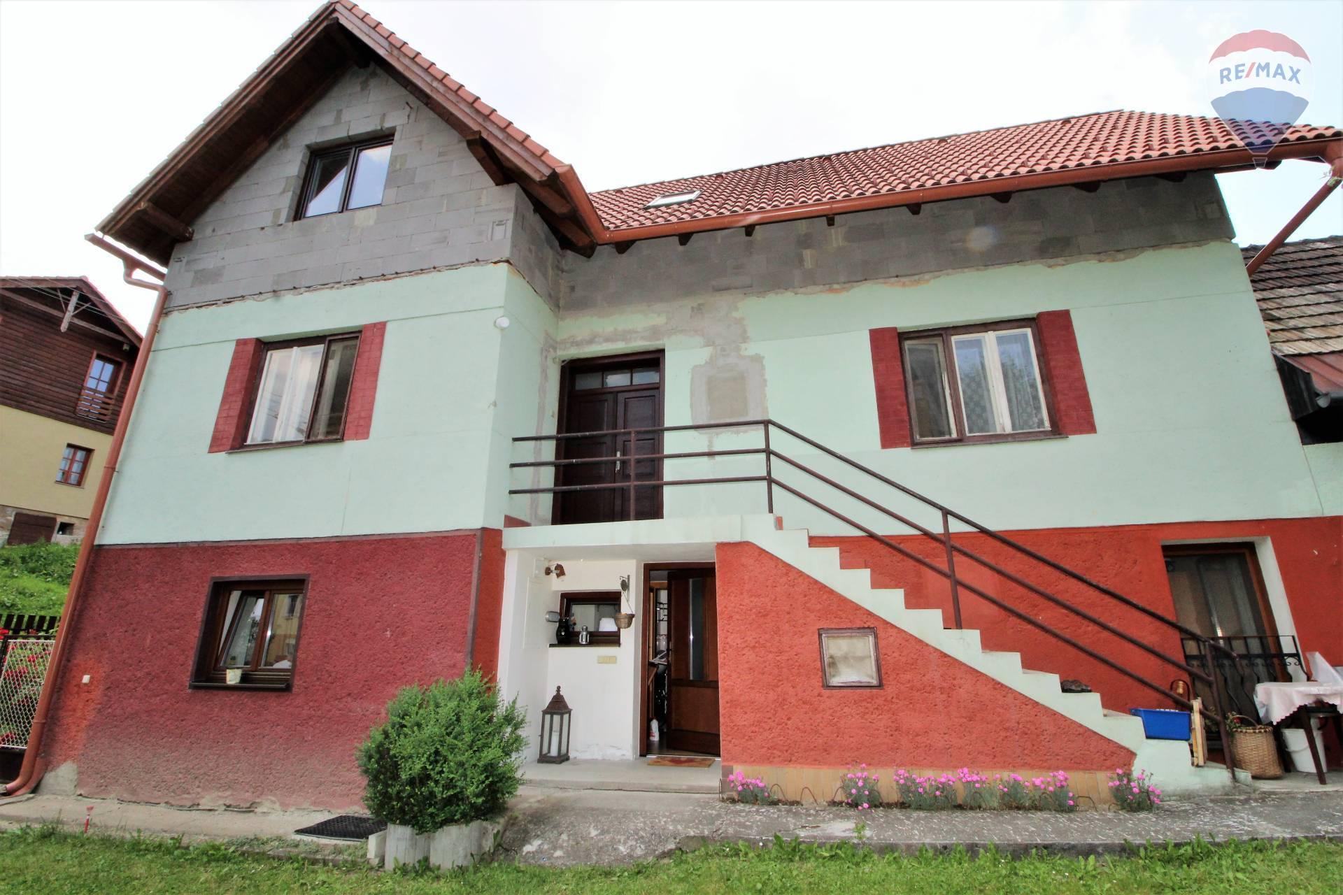 Predaj domu 160 m2, Dúbrava - Na predaj dom Dúbrava Liptov