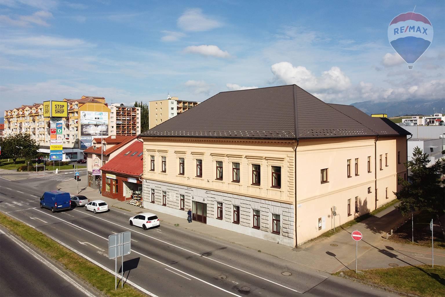 """Na predaj \""""Vila Stodolovcov\"""" v centre mesta Liptovský Mikuláš"""