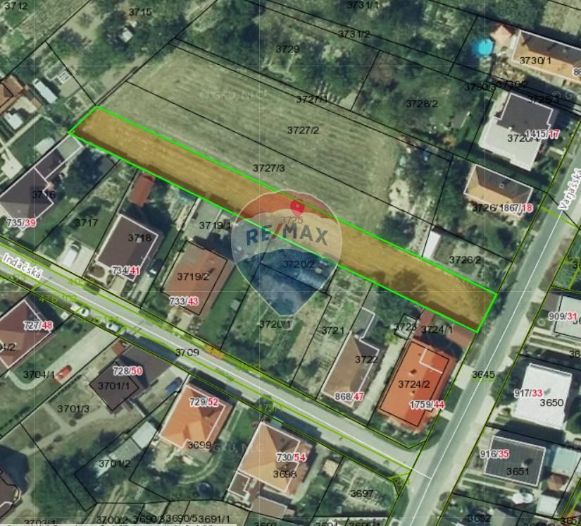Predaj - Pozemok na výstavbu rodinného domu