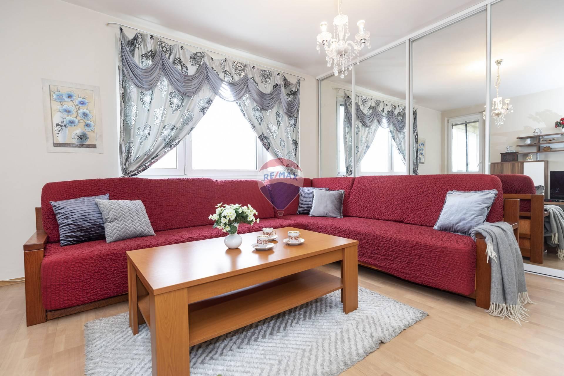 Zariadený 3 izbový byt na predaj v Šamoríne