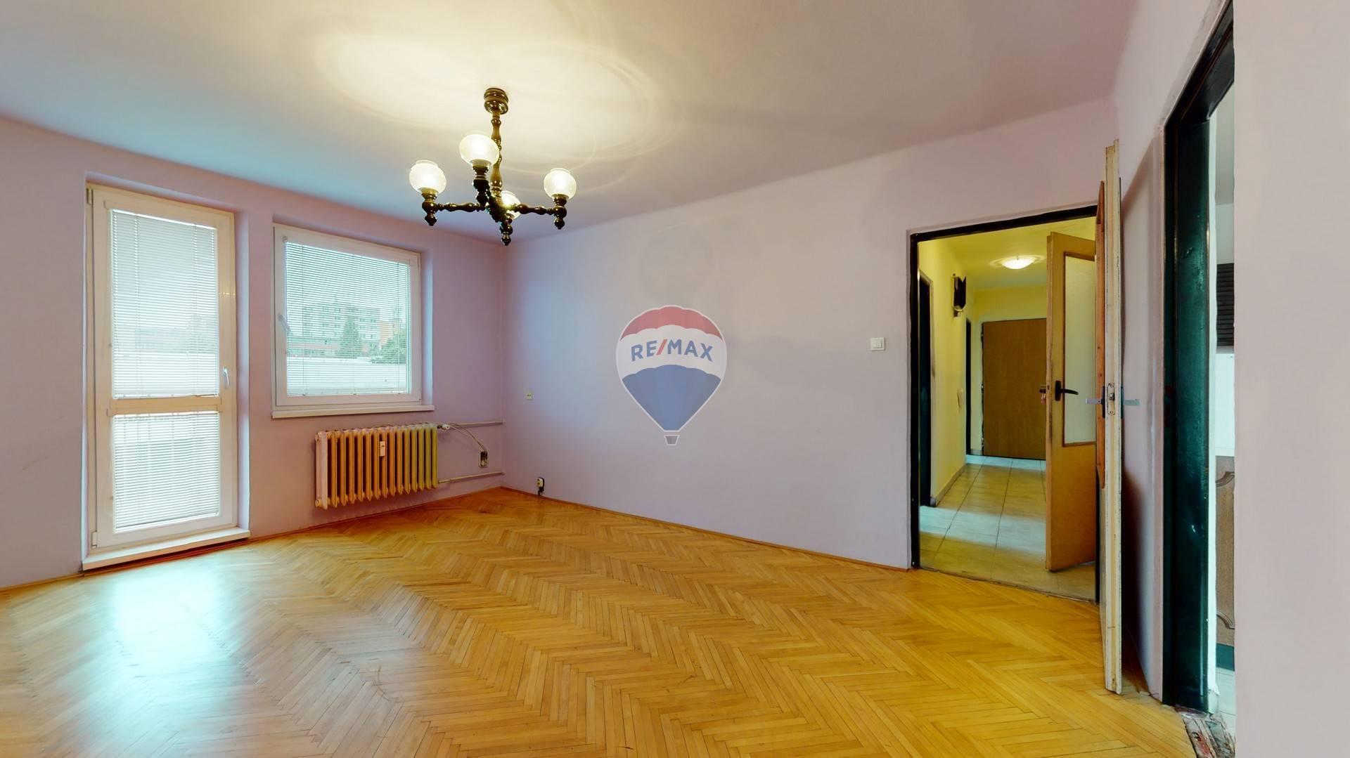 Predaj 3-izbového bytu v Šamoríne