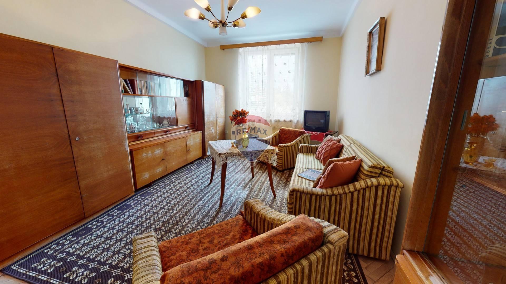 2 izbový byt Pražská, Bratislava Staré Mesto