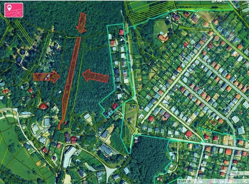Pozemok na PREDAJ lokalita Bojnice - investícia