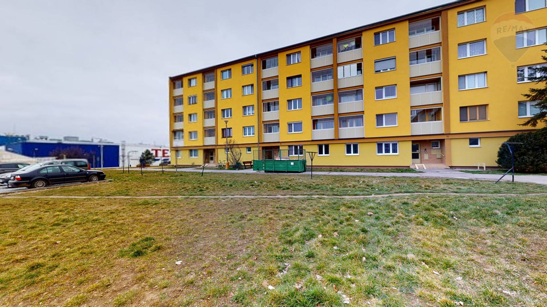 Predaj 3-izb.bytu v Skalici - Dr. Clementisa