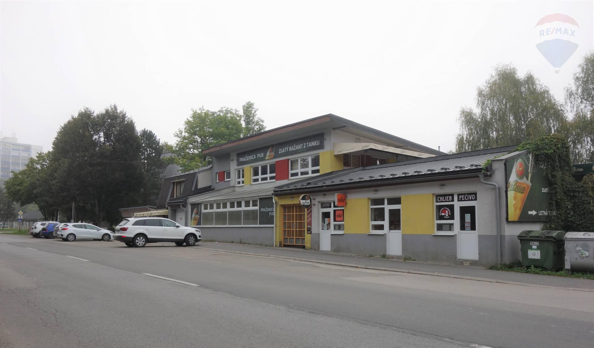 Predaj: Budova obchodu a služieb / Piváreň a bistro/