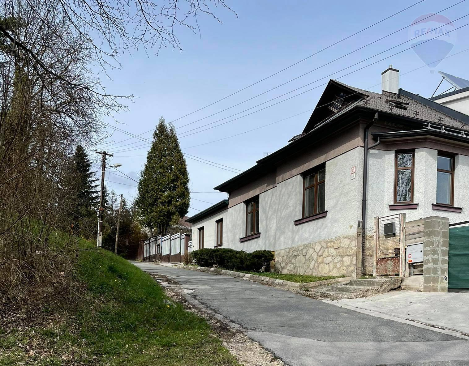 Predaj: Rodinný dom po rekonštrukcii na Partizánskej ceste  v Banskej Bystrici