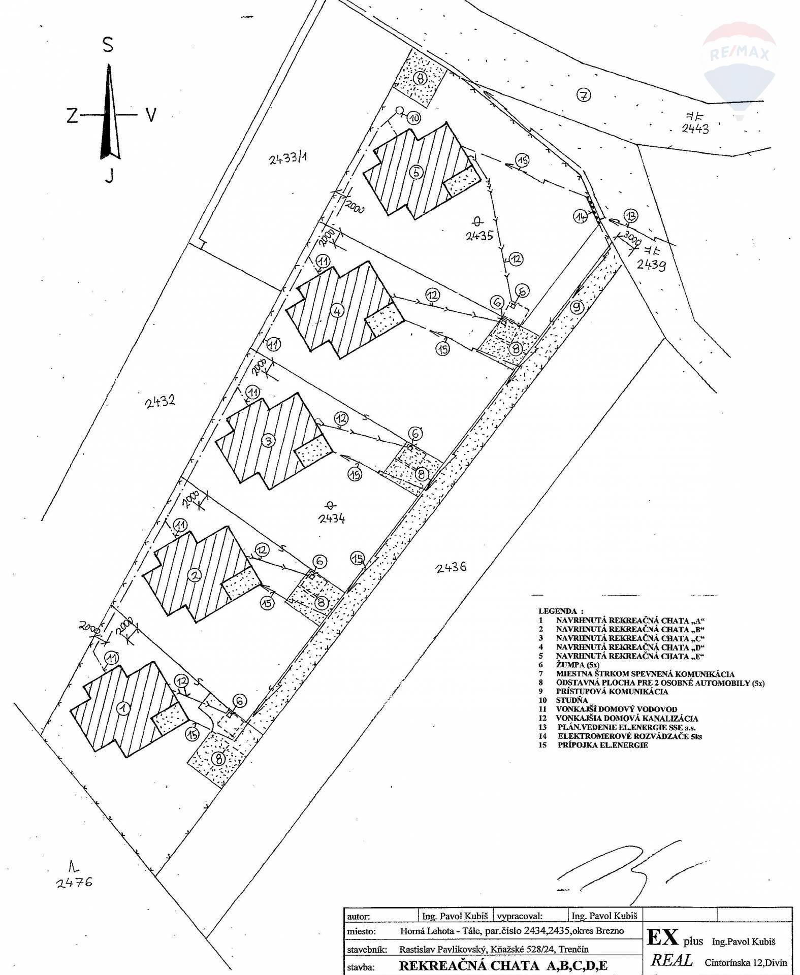 Predaj pozemku 700 m2, Horná Lehota -