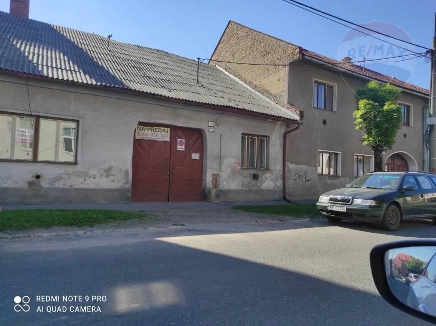 Rodinný dom v Brezne