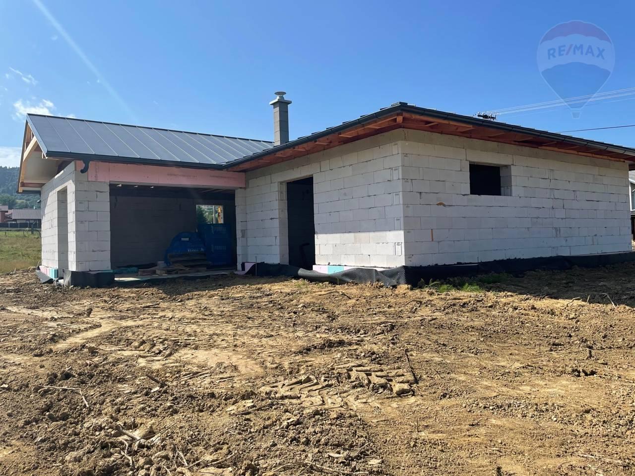 Predaj domu 142 m2, Brezno - Predaj: novostavba bungalov 177 m2