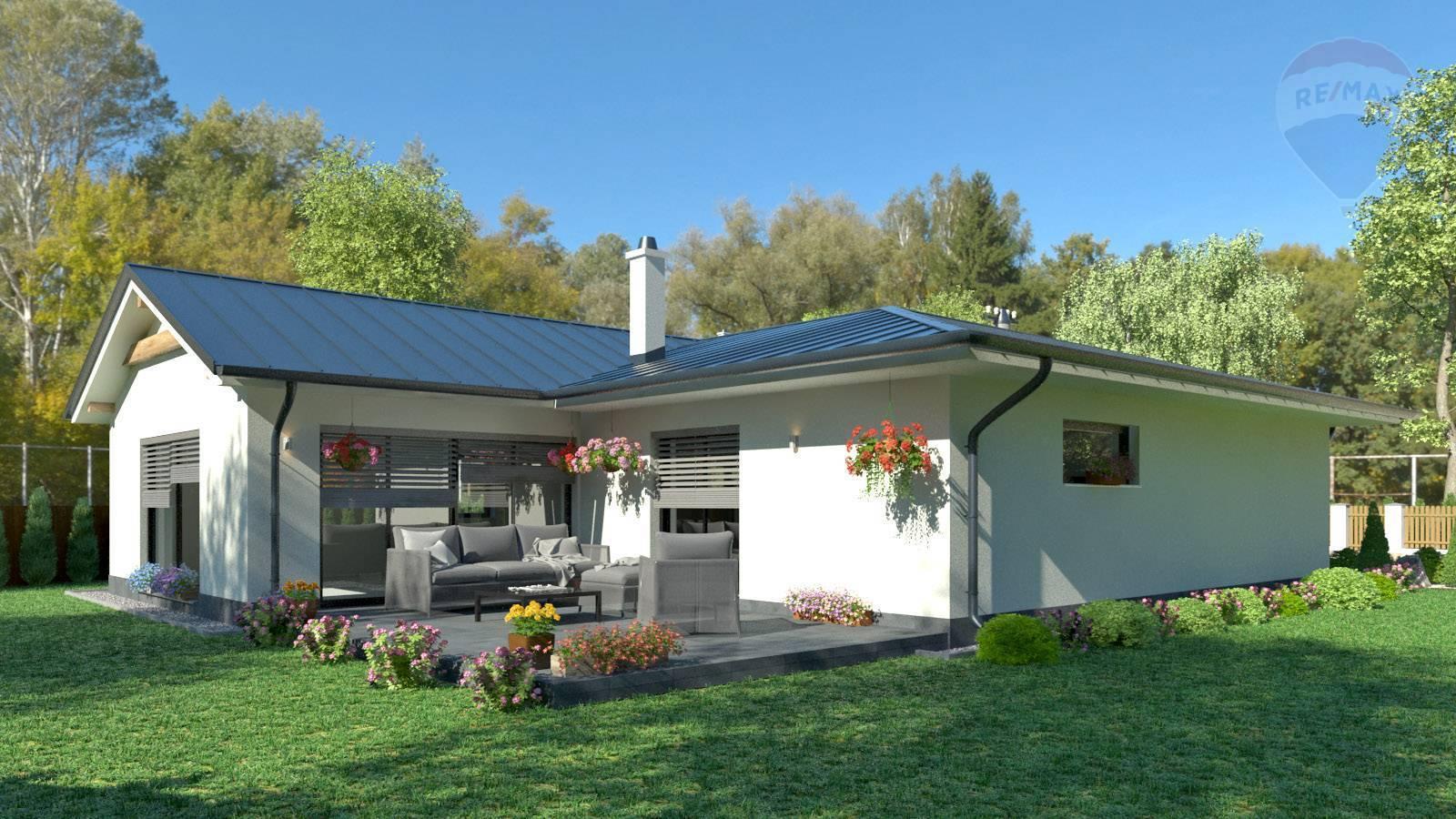 Predaj domu 142 m2, Brezno - Predaj: novostavba bungalov 177 m22