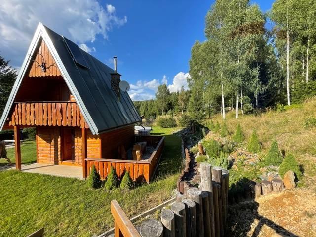 Predaj: Chata v krásnom horskom prostredí pre milovníkov prírody.
