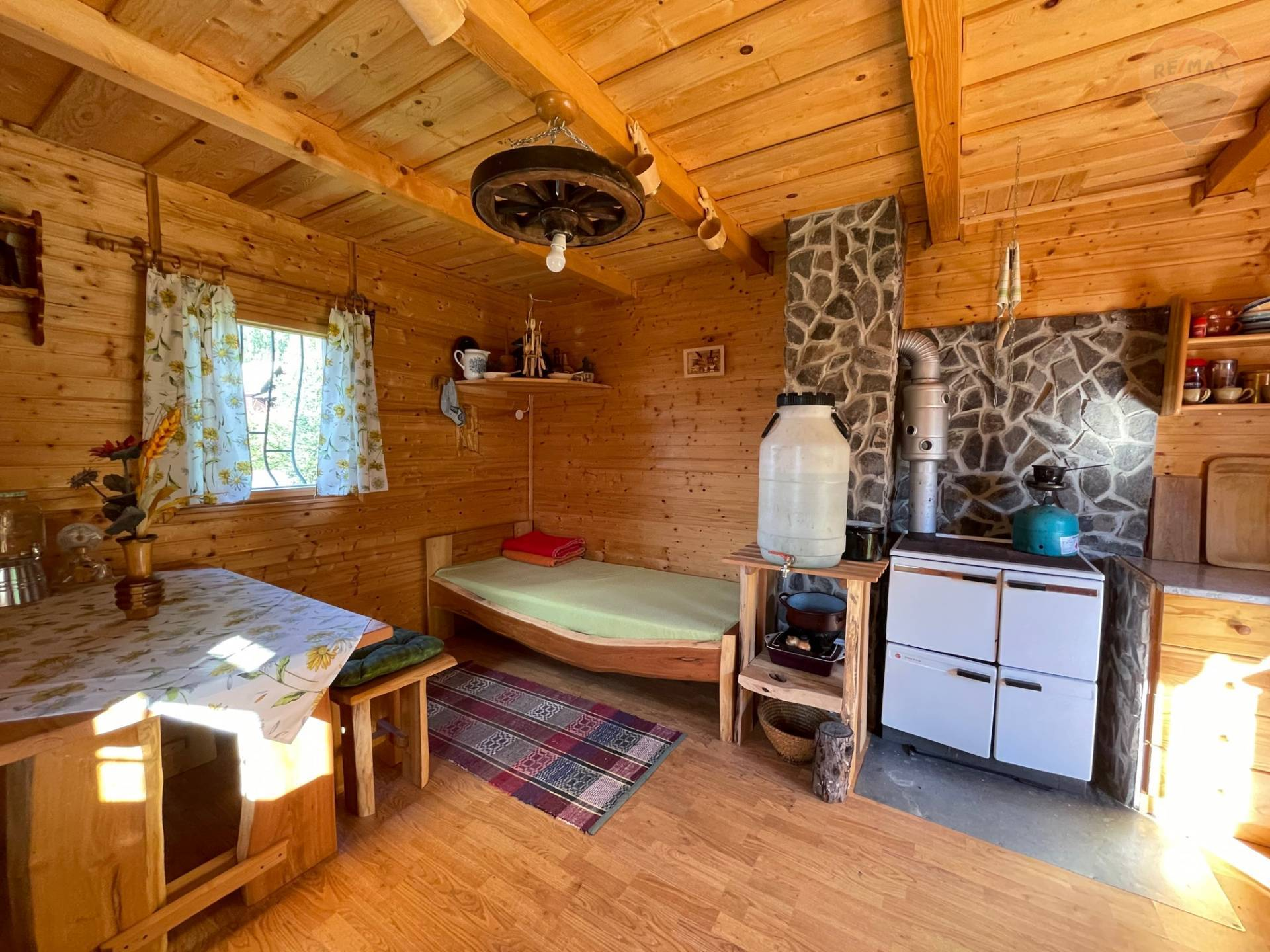 Predaj chaty 30 m2, Osrblie - Predaj: horská chata na peknom veľkom pozemku