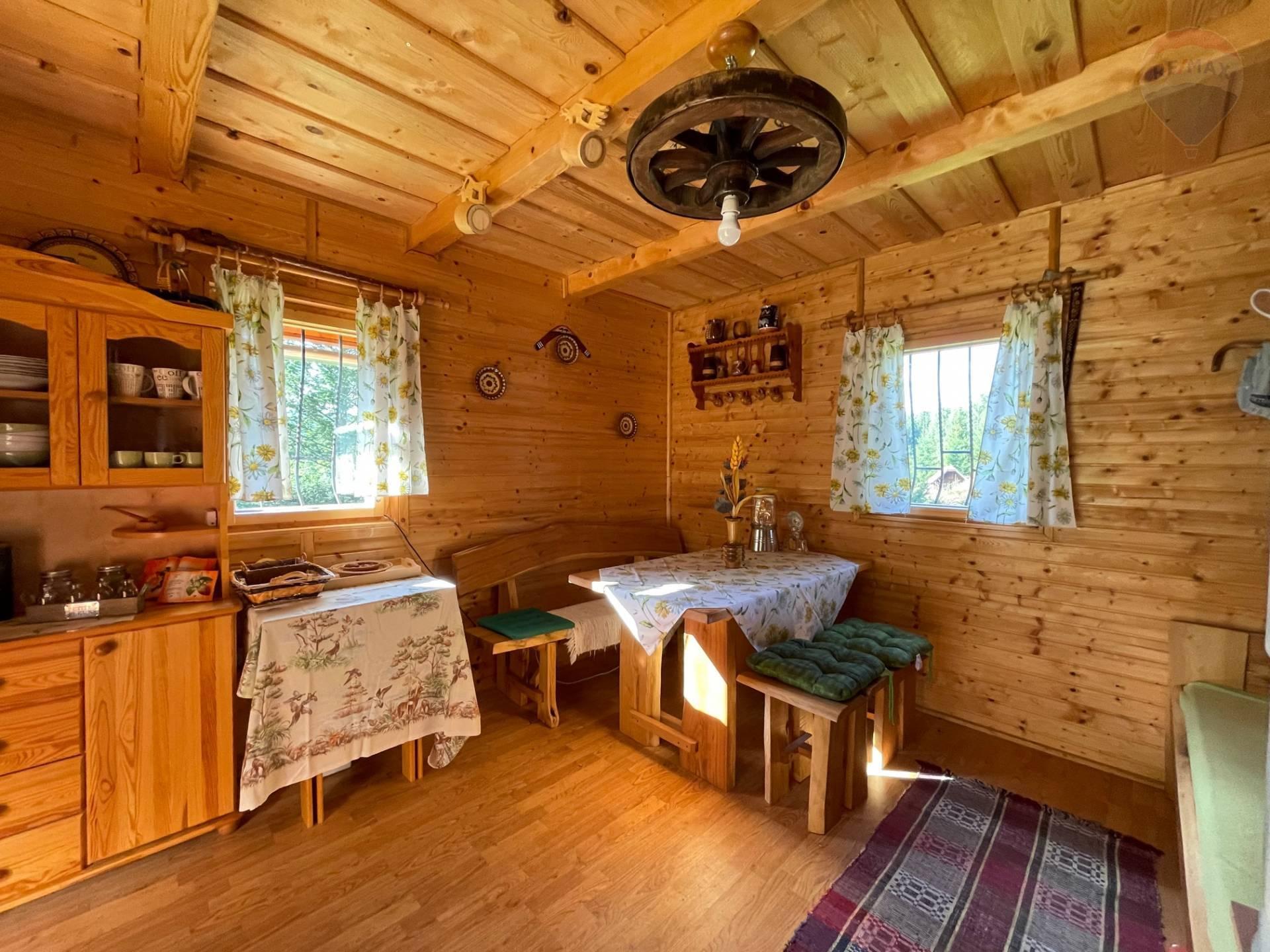 Predaj chaty 30 m2, Osrblie -