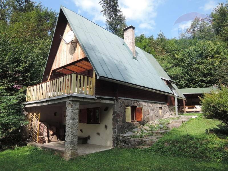 Predaj chaty 125 m2, Horná Lehota -