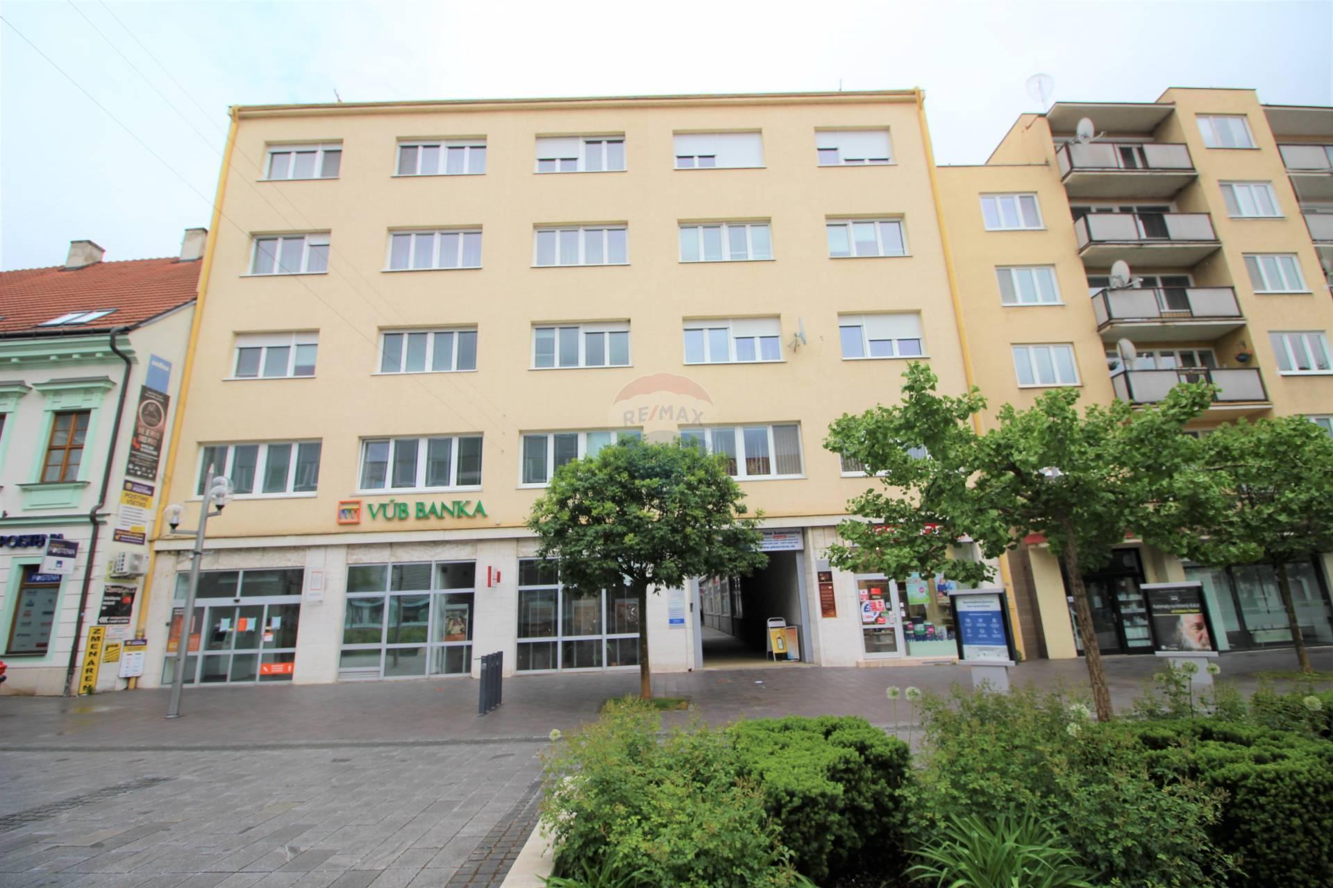 =RE/MAX=Prenájom priestorov 100 m², Hlavná, Trnava