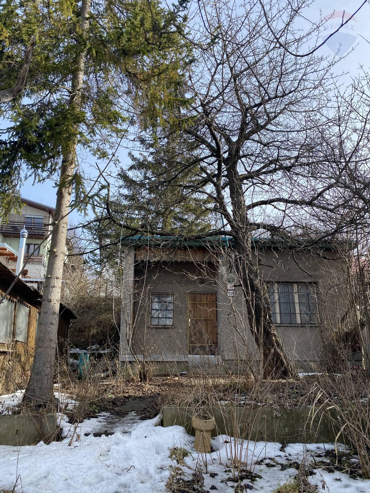 PREDAJ Rodinný dom, záhrada, Kežmarok, časť Kamenná baňa
