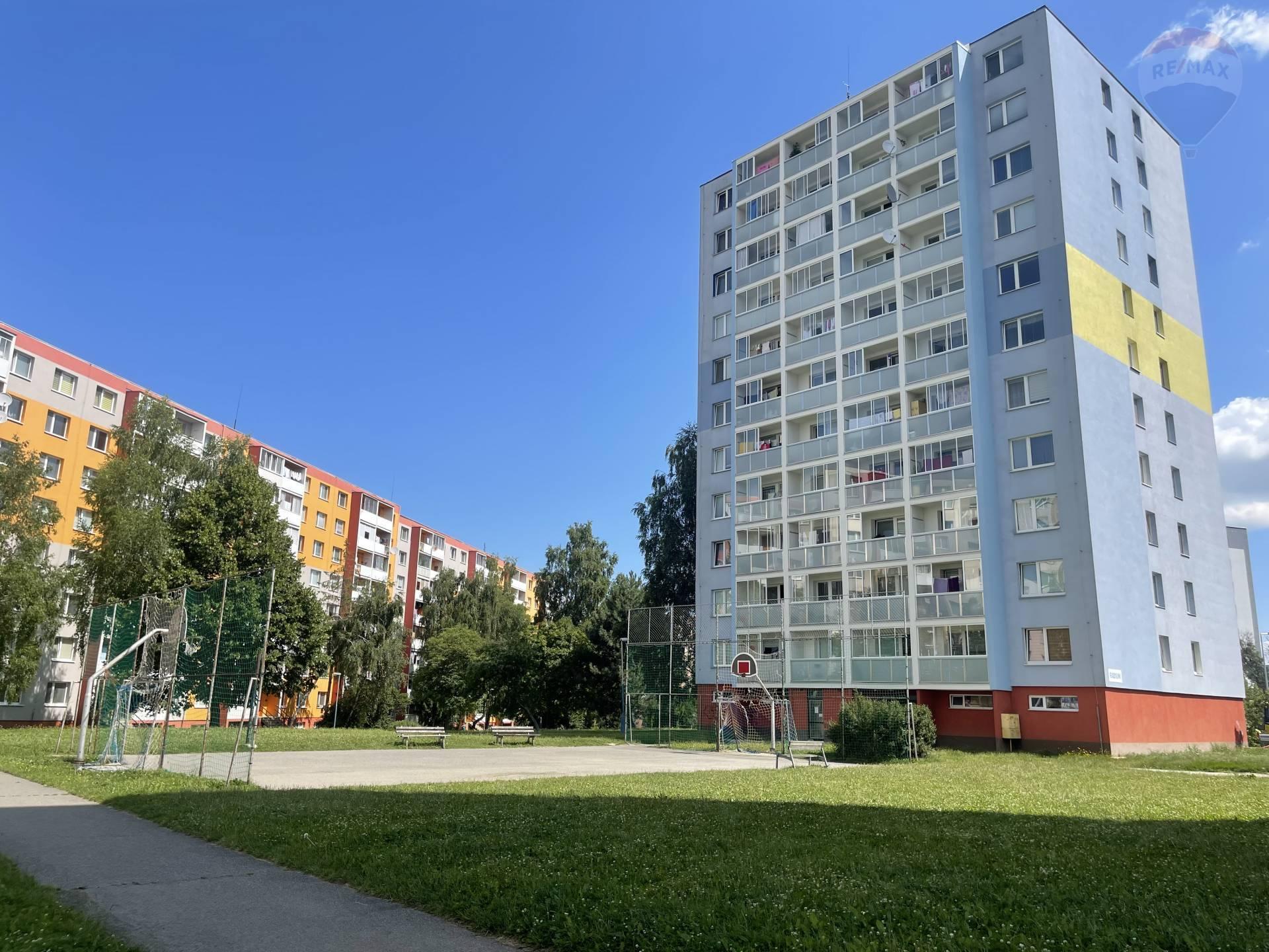 Predaj, 3 izb. byt, 2x loggia, ul. Bajkalská, Poprad
