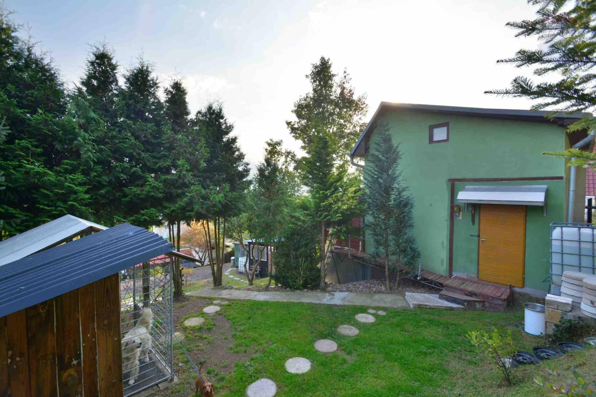 Na predaj záhradná chata ,pozemok 568 m2 ,Dubina ,Hranovnica