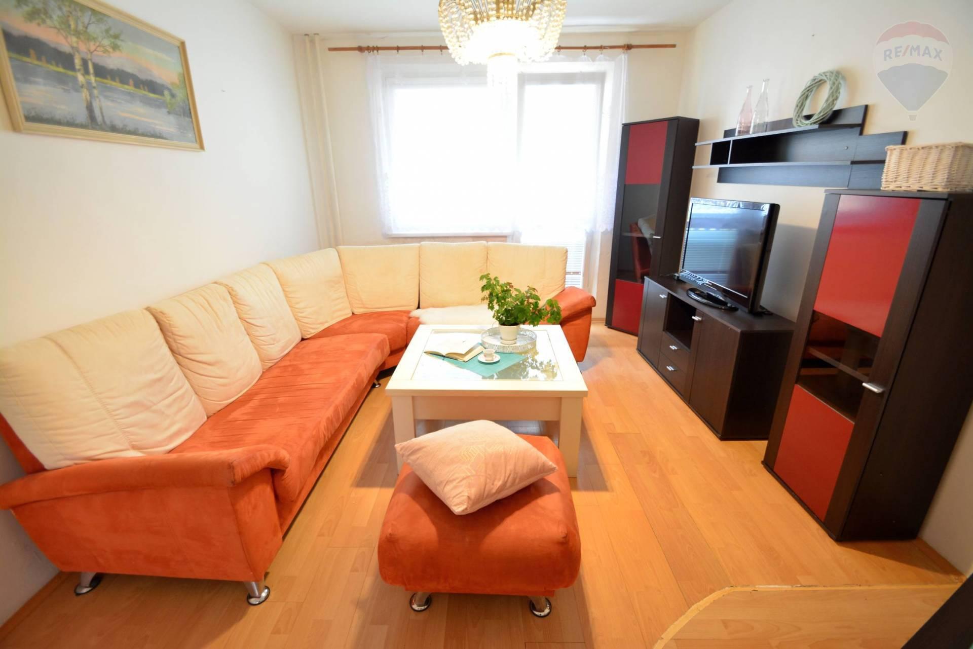 Prenájom bytu (2 izbový) 49 m2, Kežmarok - Na prenájom 2-izb.byt Kežmarok