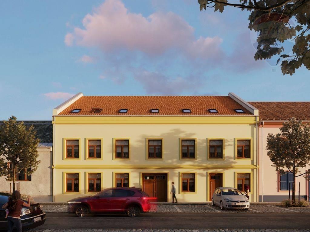 Rezidencia Pod hradom - Nové bývanie v Spišskom Podhradí