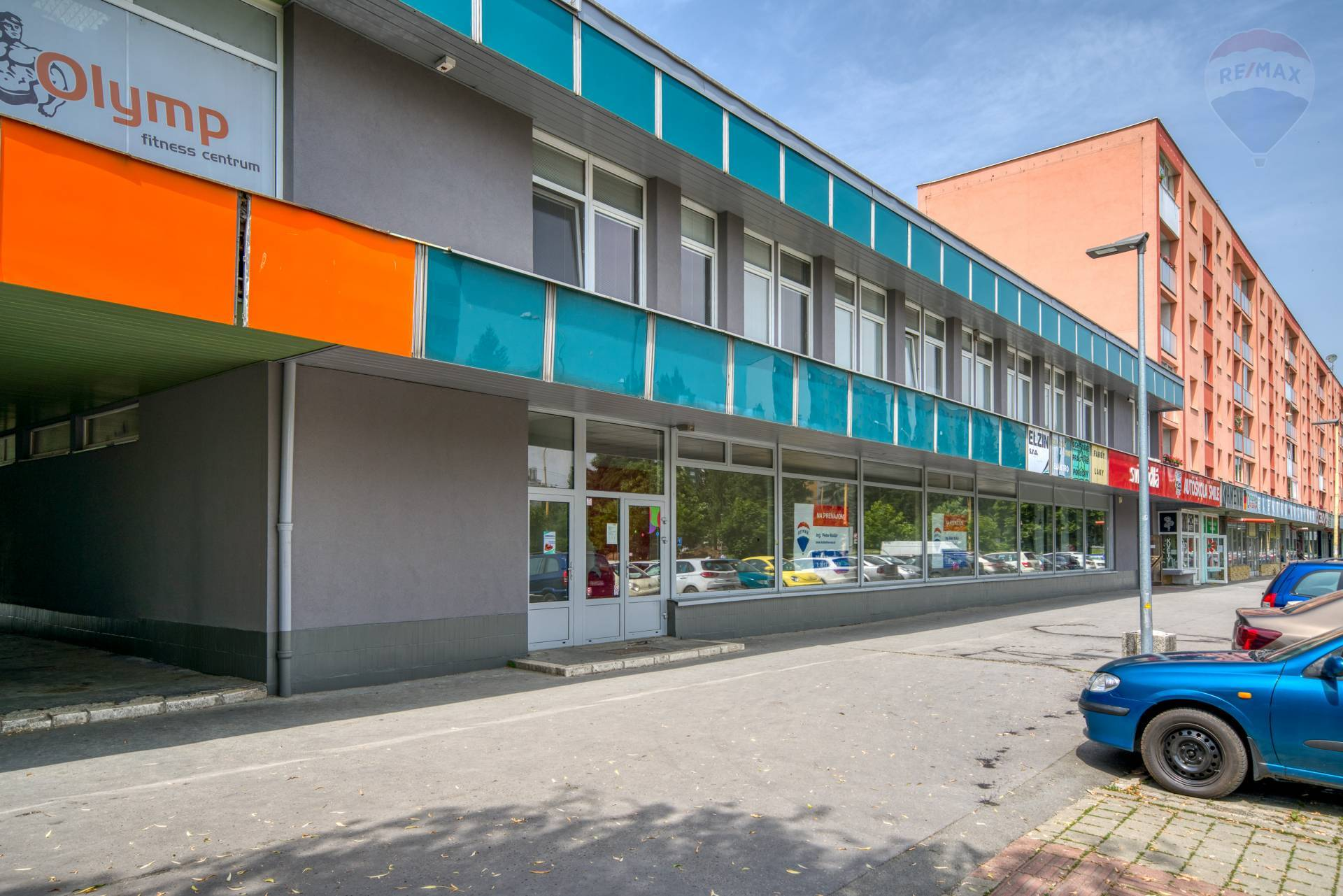 Obchodné priestory na prenájom, Sabinovská ulica, Prešov