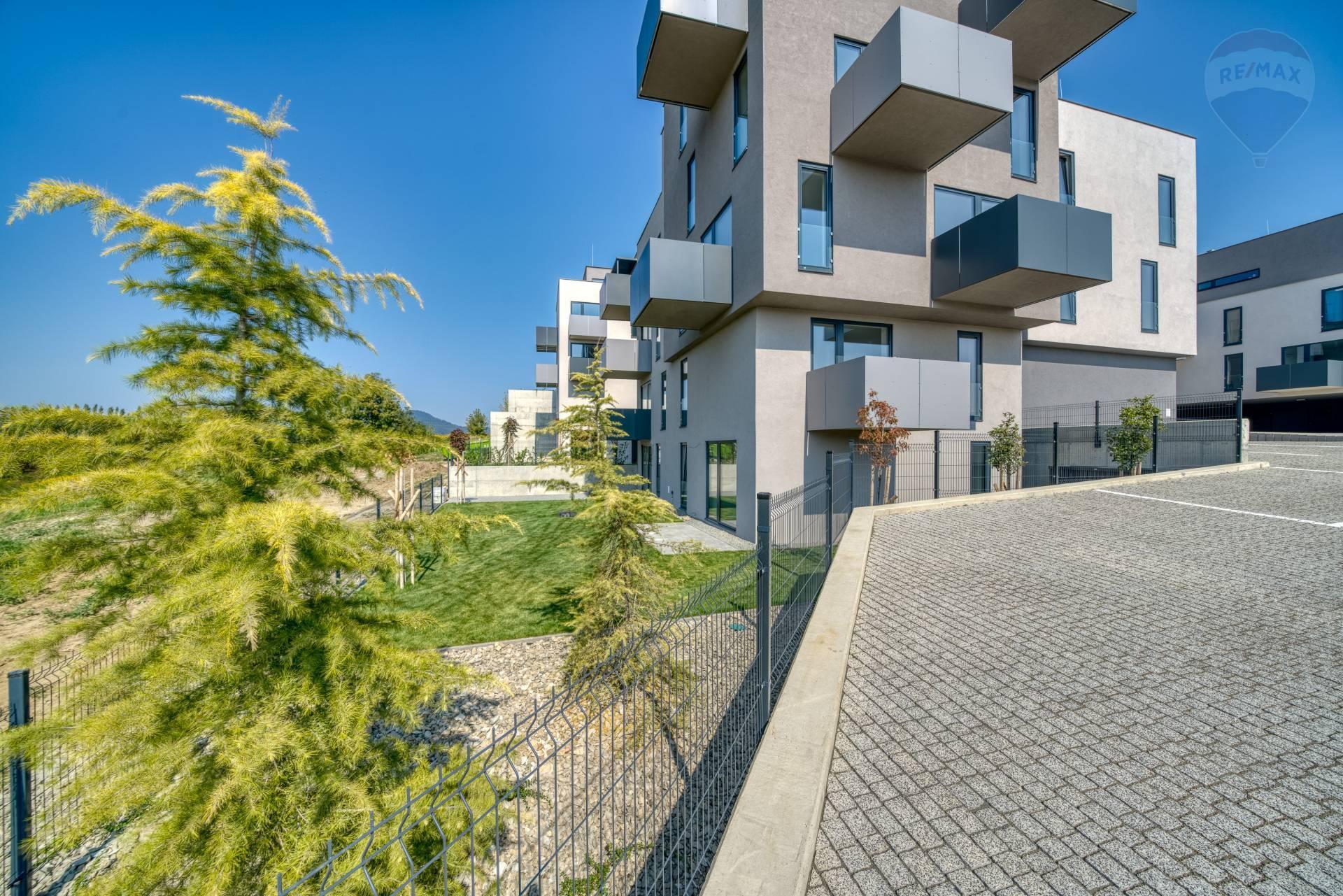 4 izbový byt s vlastnou záhradou na predaj, novostavba, projekt Viladomy Ľubotice