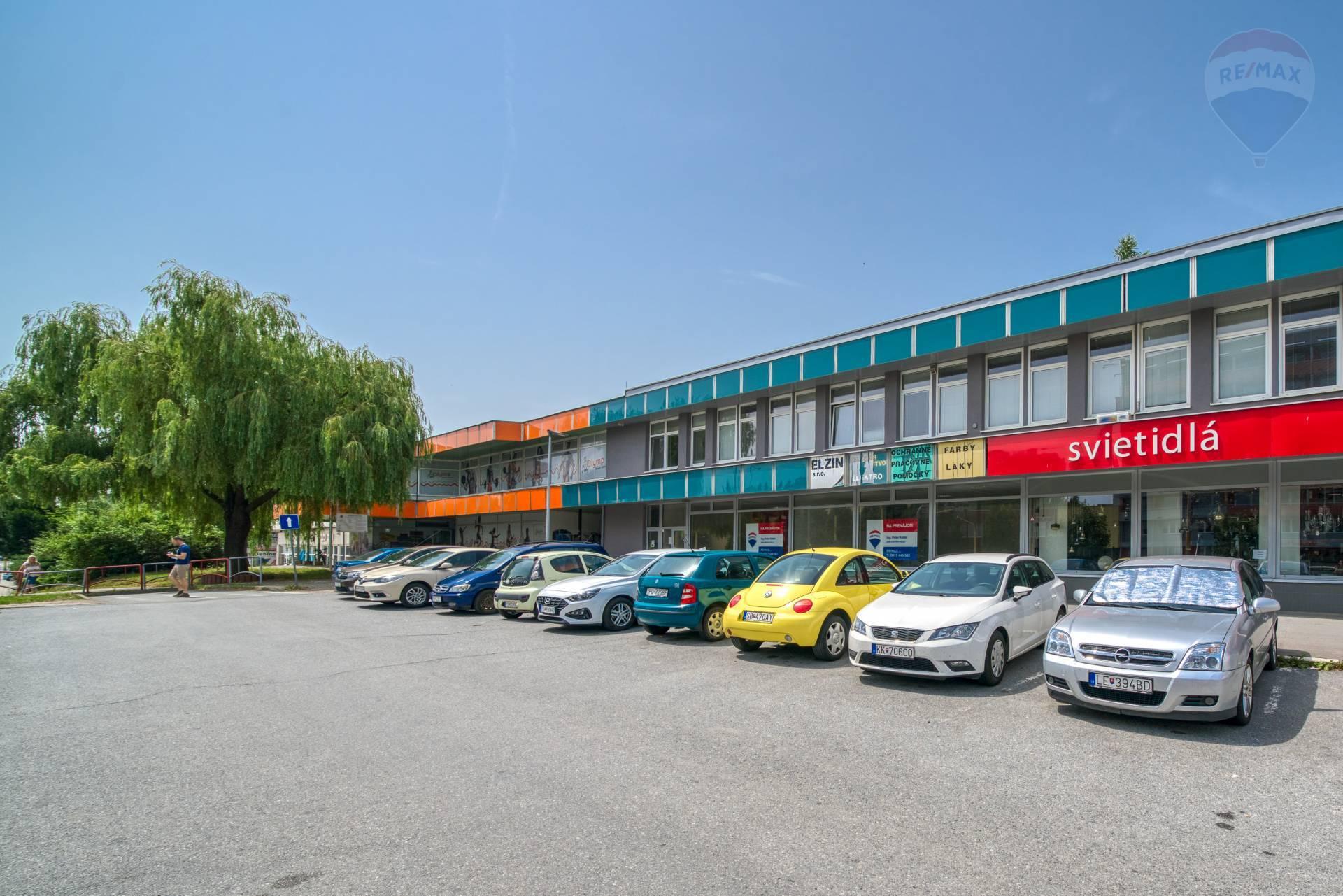 Kancelárske priestory na prenájom, Sabinovská ulica, Prešov