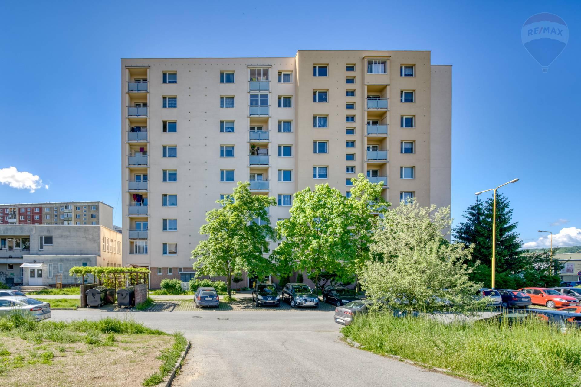 3 izbový byt s loggiou na predaj, Čergovská ulica, Prešov