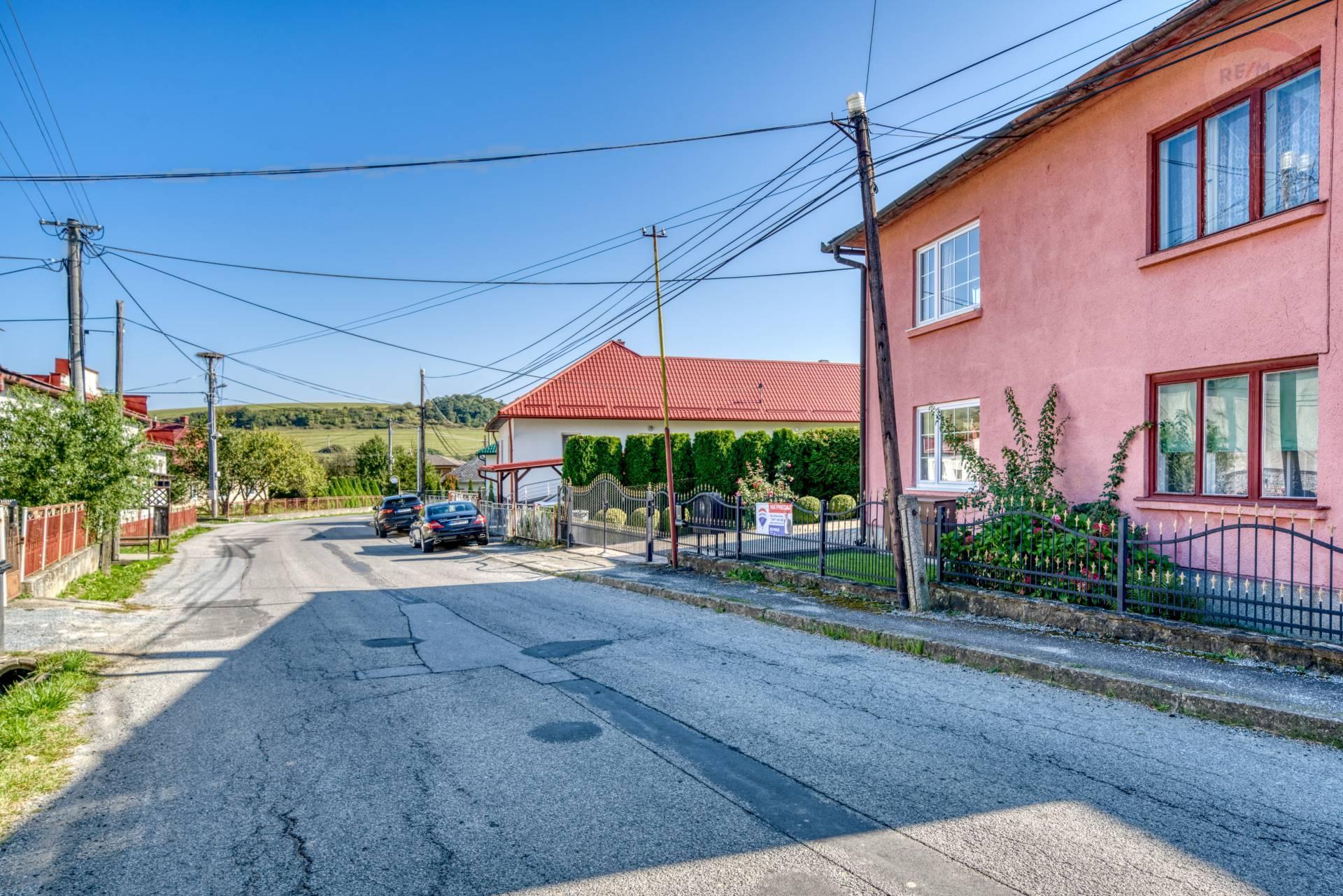 Predaj domu 131 m2, Hrabkov - Rodinný dom na predaj, obec Hrabkov