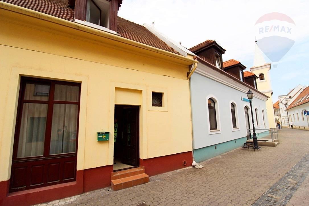 Predaj 1-izbový byt v Historickom centre mesta