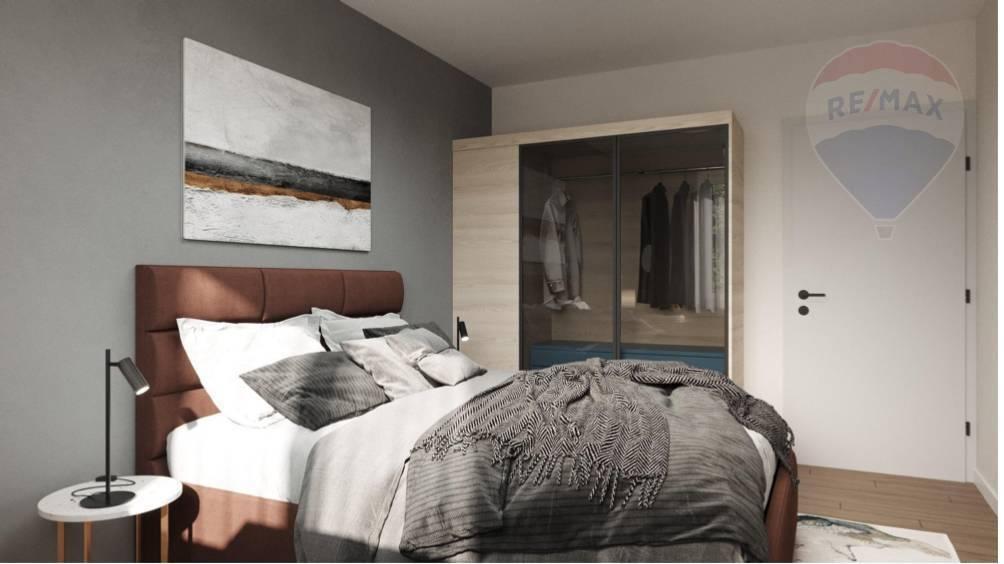 Predaj-2-izbový byt s priestranným balkónom - novostavba