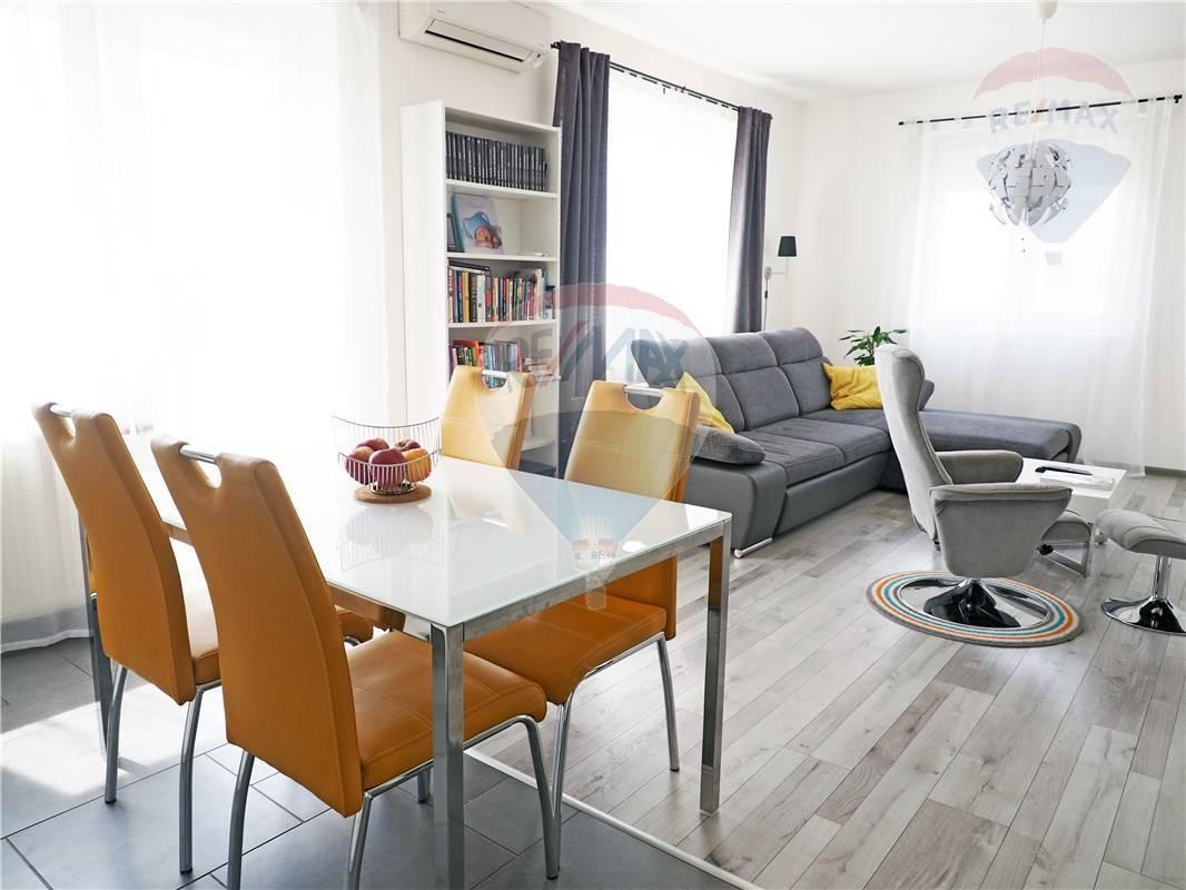 PREDAJ: 3-izbový byt, Hraničná ul, 92m2, rekonštrukcia, balkón, tehlový dom