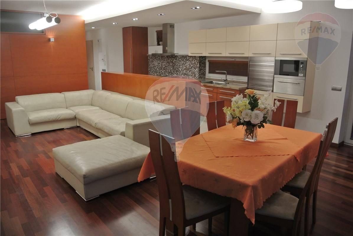 Na prenájom kompletne zariadený 4 izbový byt so záhradou