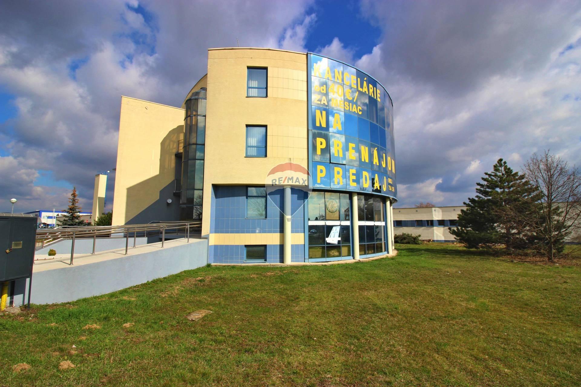 PRENÁJOM komerčného priestoru 1950 m2, Nové Mesto nad Váhom
