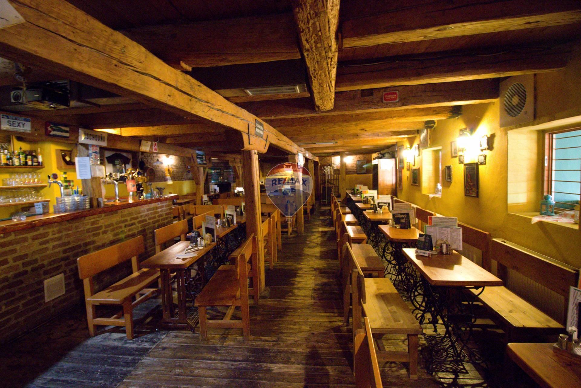 Prenájom prevádzky  Irish Pub 370m2 v Novom Meste nad Váhom