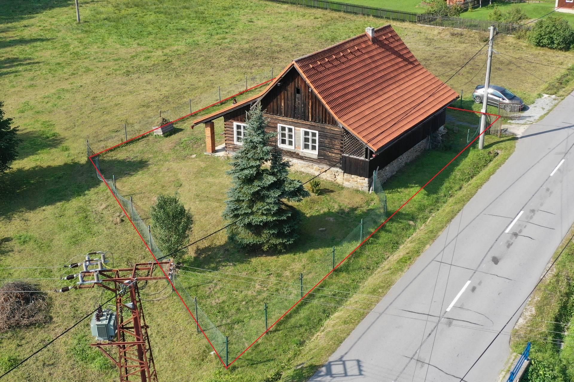 Predaj domu v obci Staškov