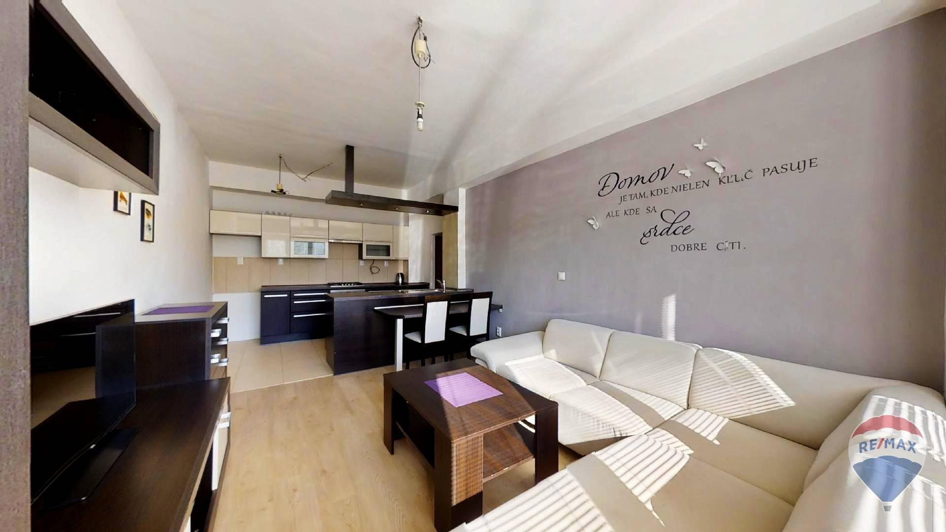 NA PREDAJ 2 izbový byt + KK, Nová Dubnica, Sady Cyrila a Metóda - 51 m²