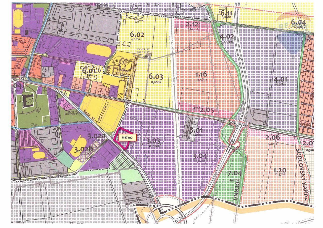 Investičný pozemok na predaj Galanta 7887 m2
