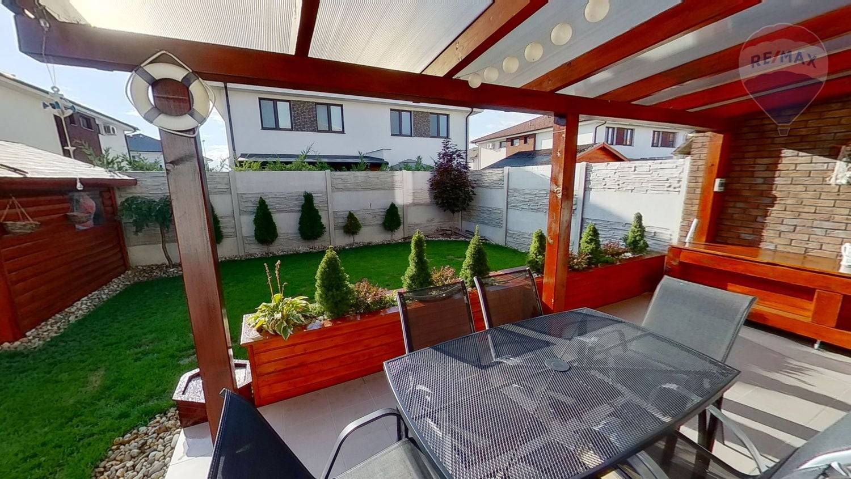 3 izbový byt s vlastnou terasou a záhradou, kompletne zariadený, Veľké Úľany Ekoosada