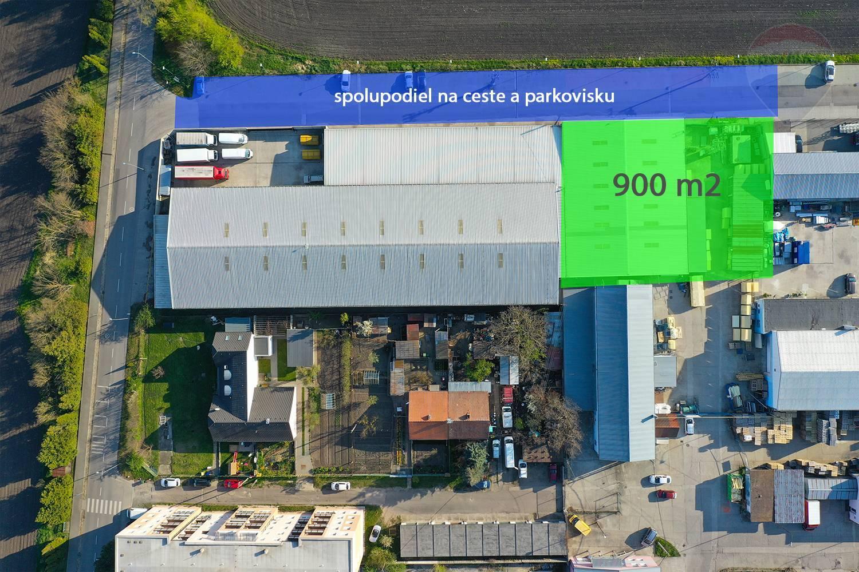 Predaj komerčného objektu v Malackách s úžitkovou plochou  900 m2