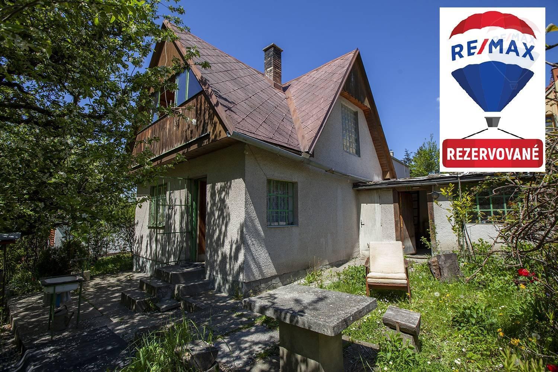 PREDAJ: Murovaná chata Záhorská Bystrica