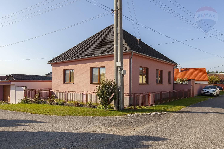 Na predaj 4-izbový rodinný dom v Studienke