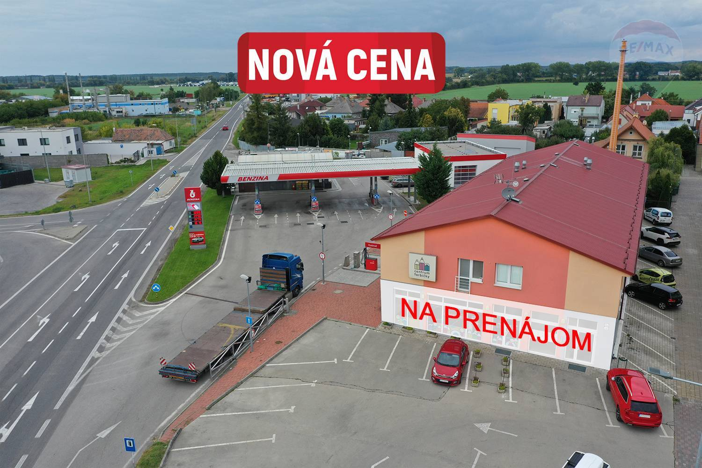 Prenájom komerčného priestoru Malacky 7,50€/m2
