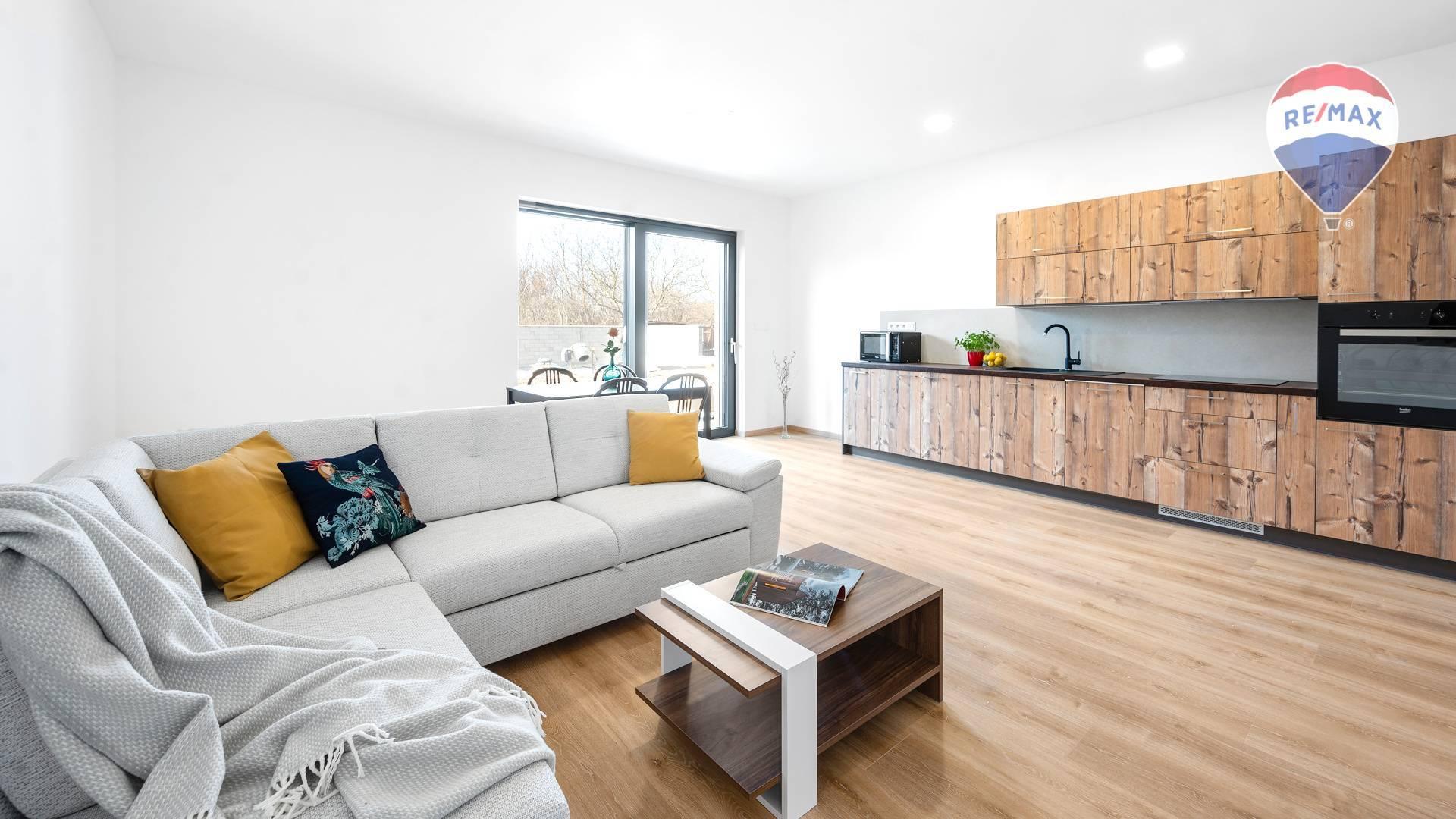 2 izbový byt v tichej lokalite Bratislava - Jarovce