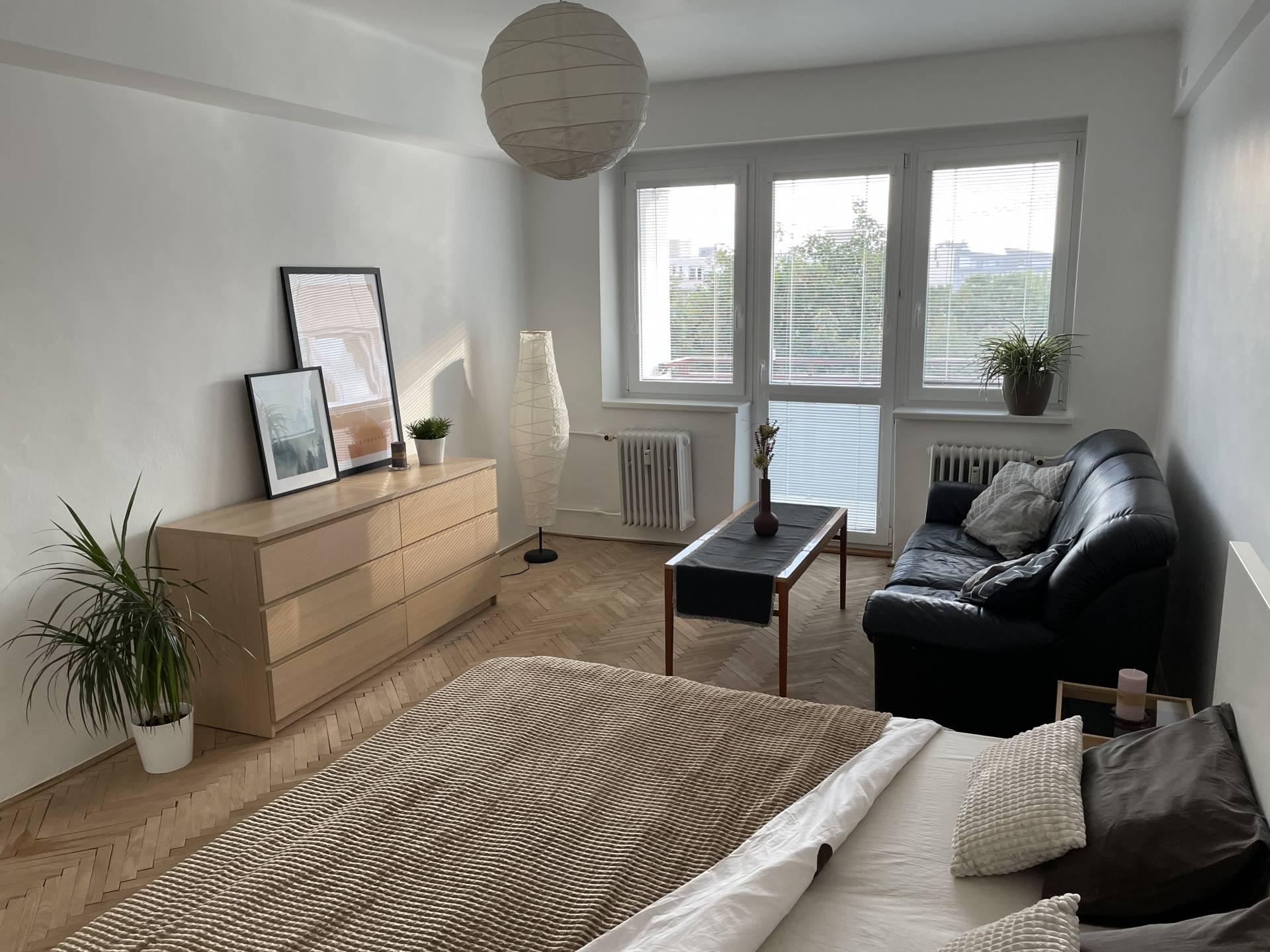 NA PRENÁJOM: Kompletne zariadený 3 izb.byt, BA Staré Mesto