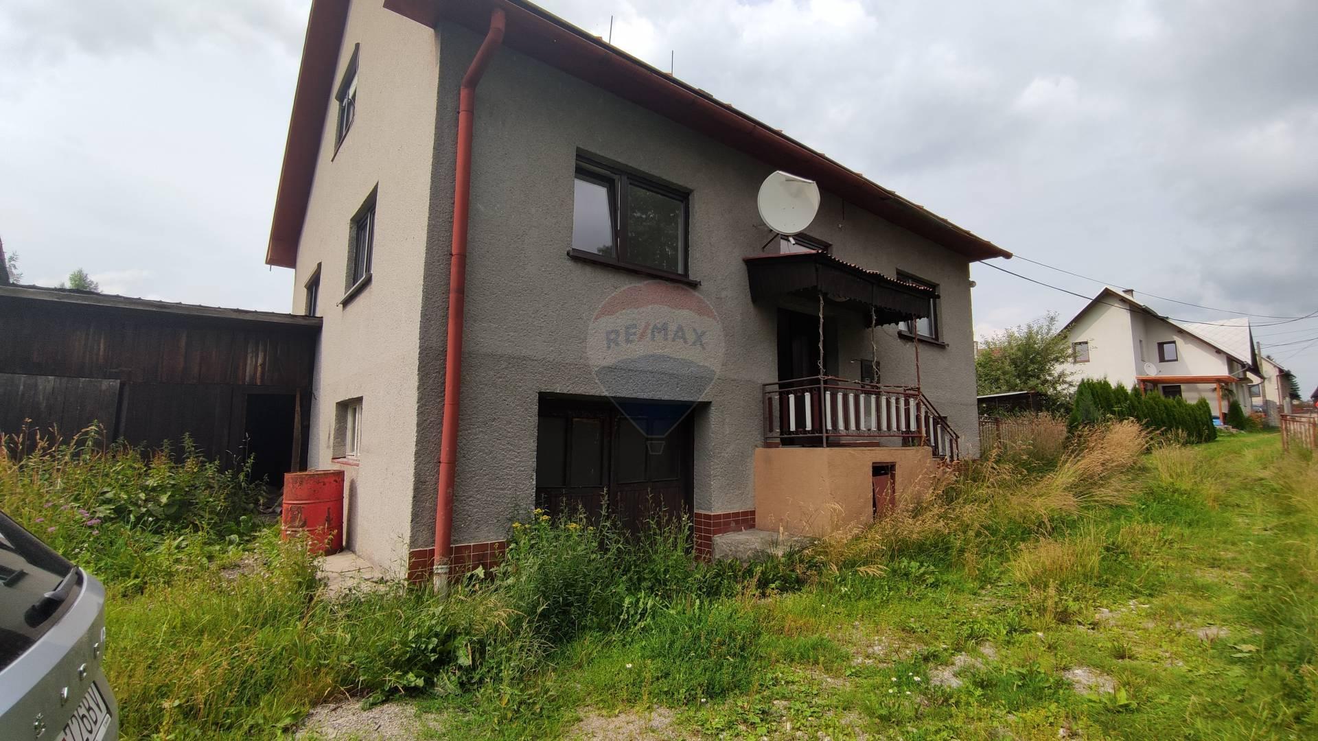 Predaj domu 110 m2 ,Rabča