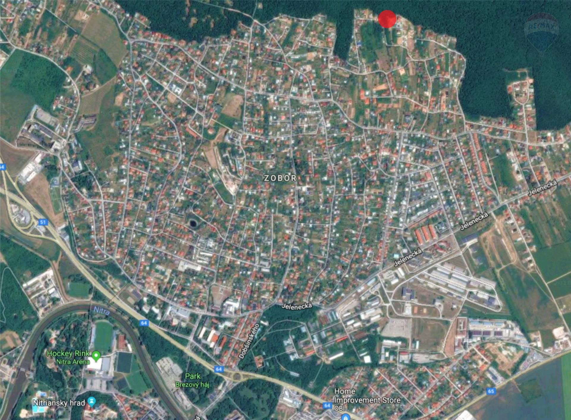 Predaj pozemku 972 m2, Nitra - NA PREDAJ POZEMOK, NITRA-ZOBOR