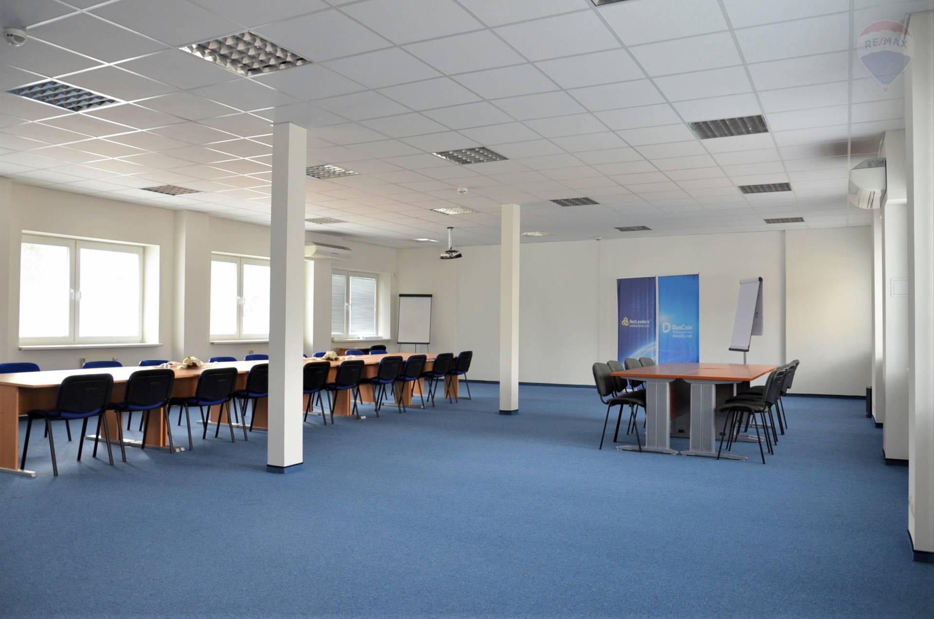 Prenájom komerčného priestoru 225 m2, Nitra - NA PRENÁJOM KANCELÁRSKE PRIESTORY, VODNÁ - NITRA